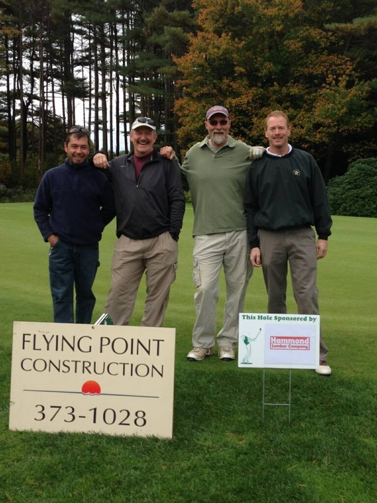 Flying Point Construction